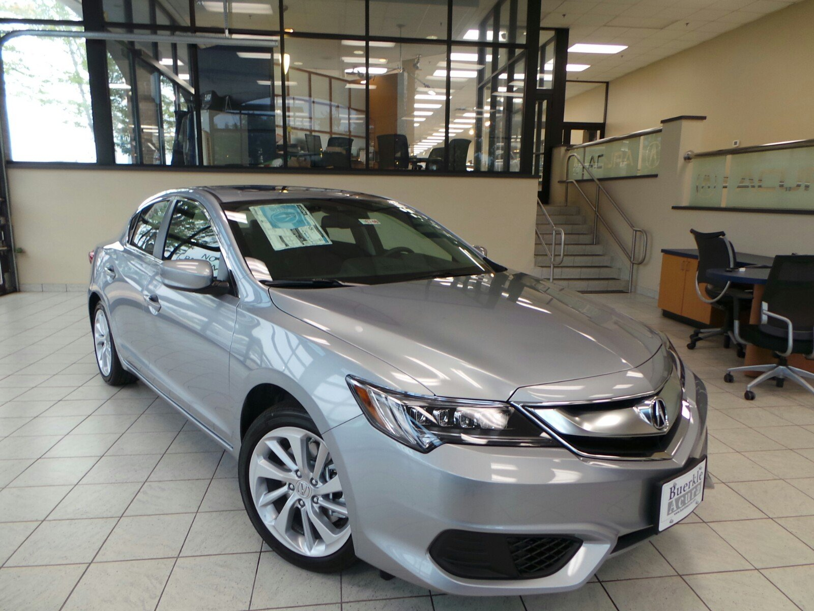 New Acura ILX With Technology Plus Package Dr Car N - Acura ilx suspension