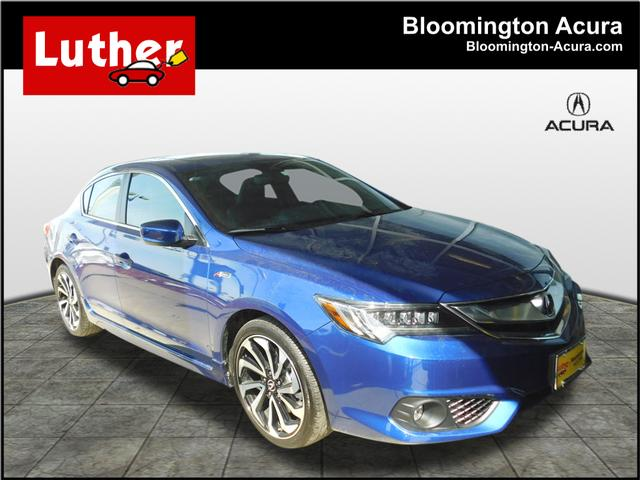 New Acura ILX With Technology Plus And ASPEC Package Dr Sedan - 2018 acura tsx navigation