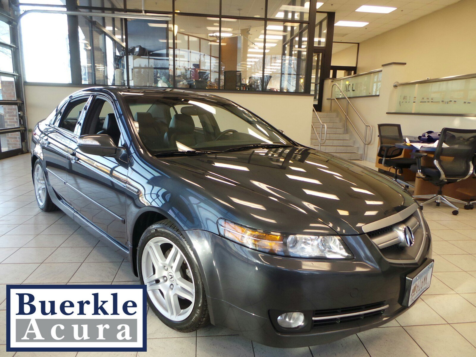 Pre Owned 2007 Acura TL BASE 4dr Car N A