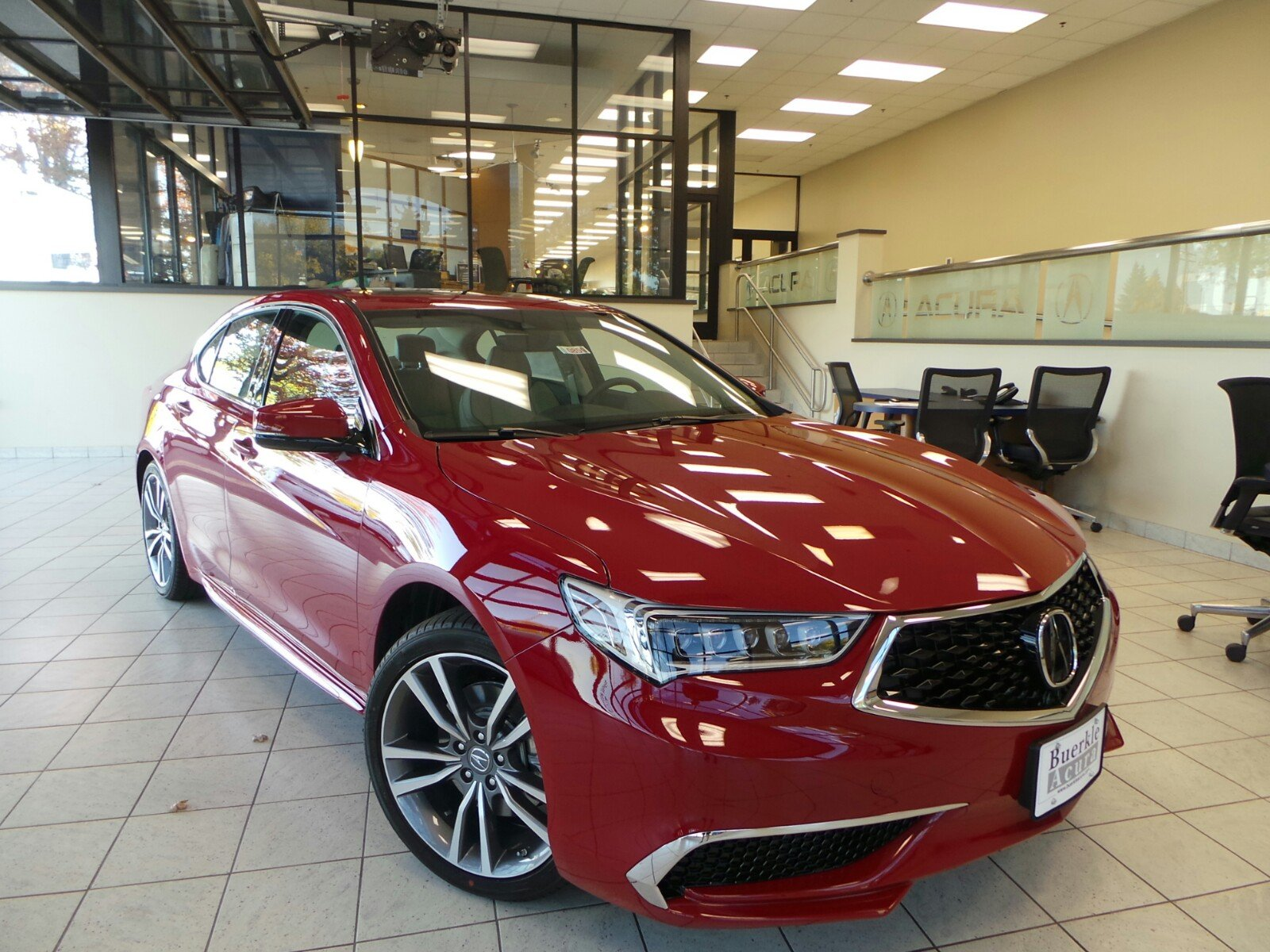 New 2019 Acura TLX 3 5 V 6 9 AT SH AWD with Technology Package 4dr