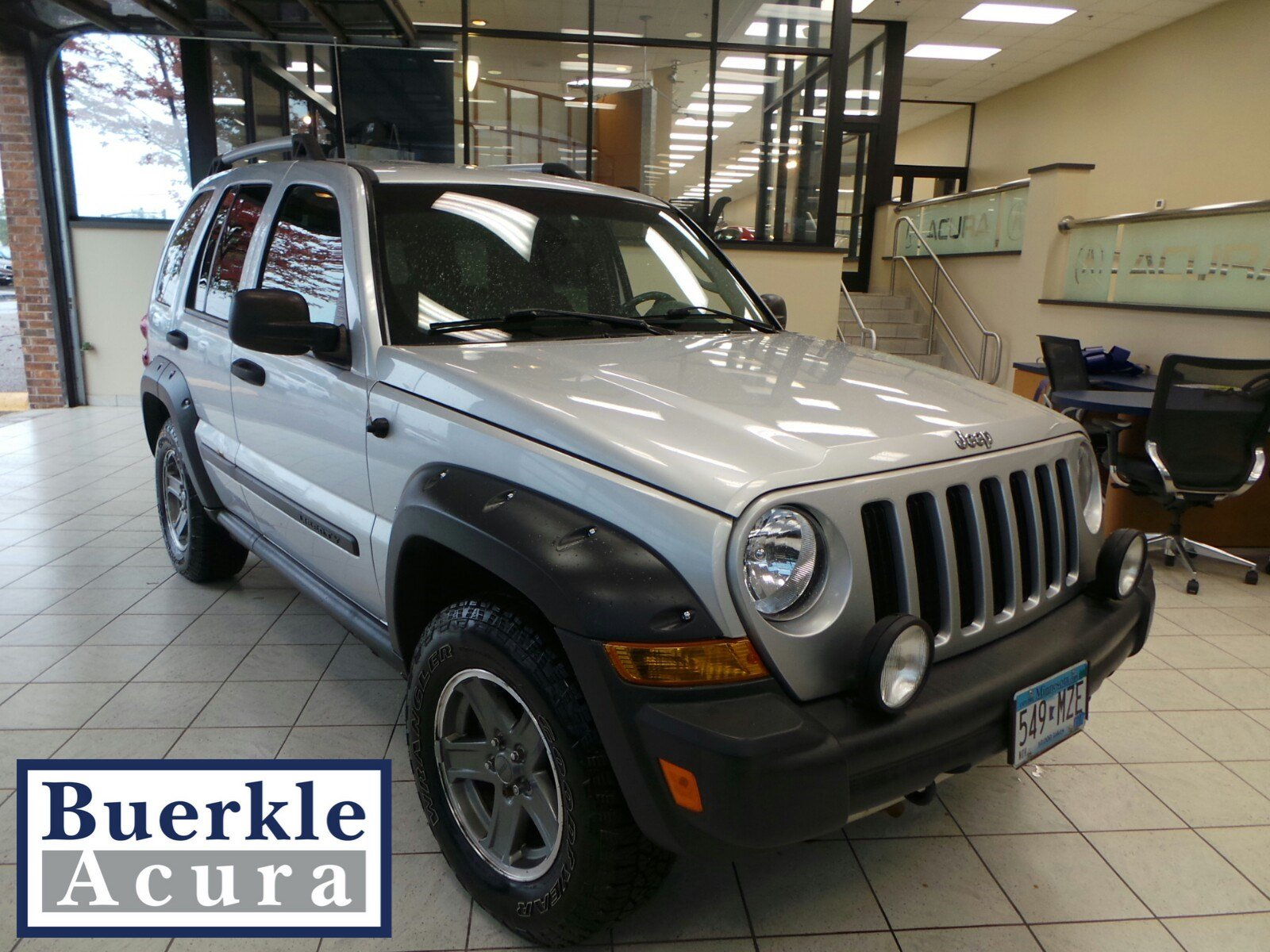 Pre Owned 2005 Jeep Liberty 4WD Renegade