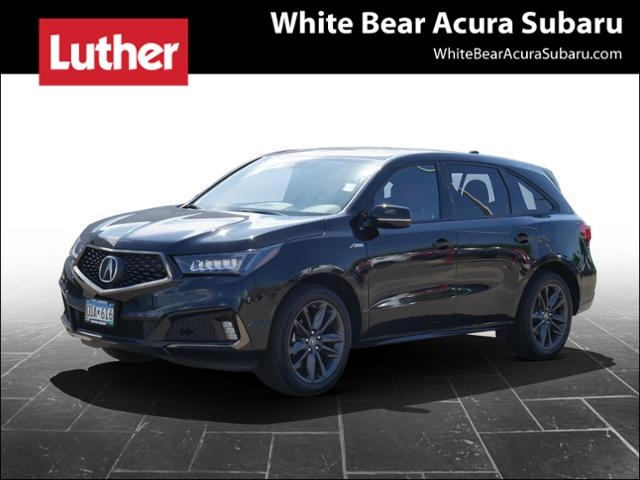 Pre-Owned 2019 Acura MDX SH-AWD w/Tech w/A-SPEC