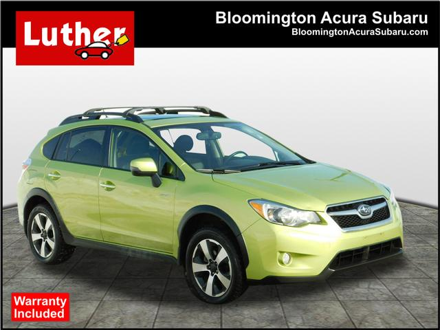 Pre Owned 2017 Subaru Xv Crosstrek Hybrid Touring Awd 4dr Crossover P61295 Twin Cities Acura Dealers