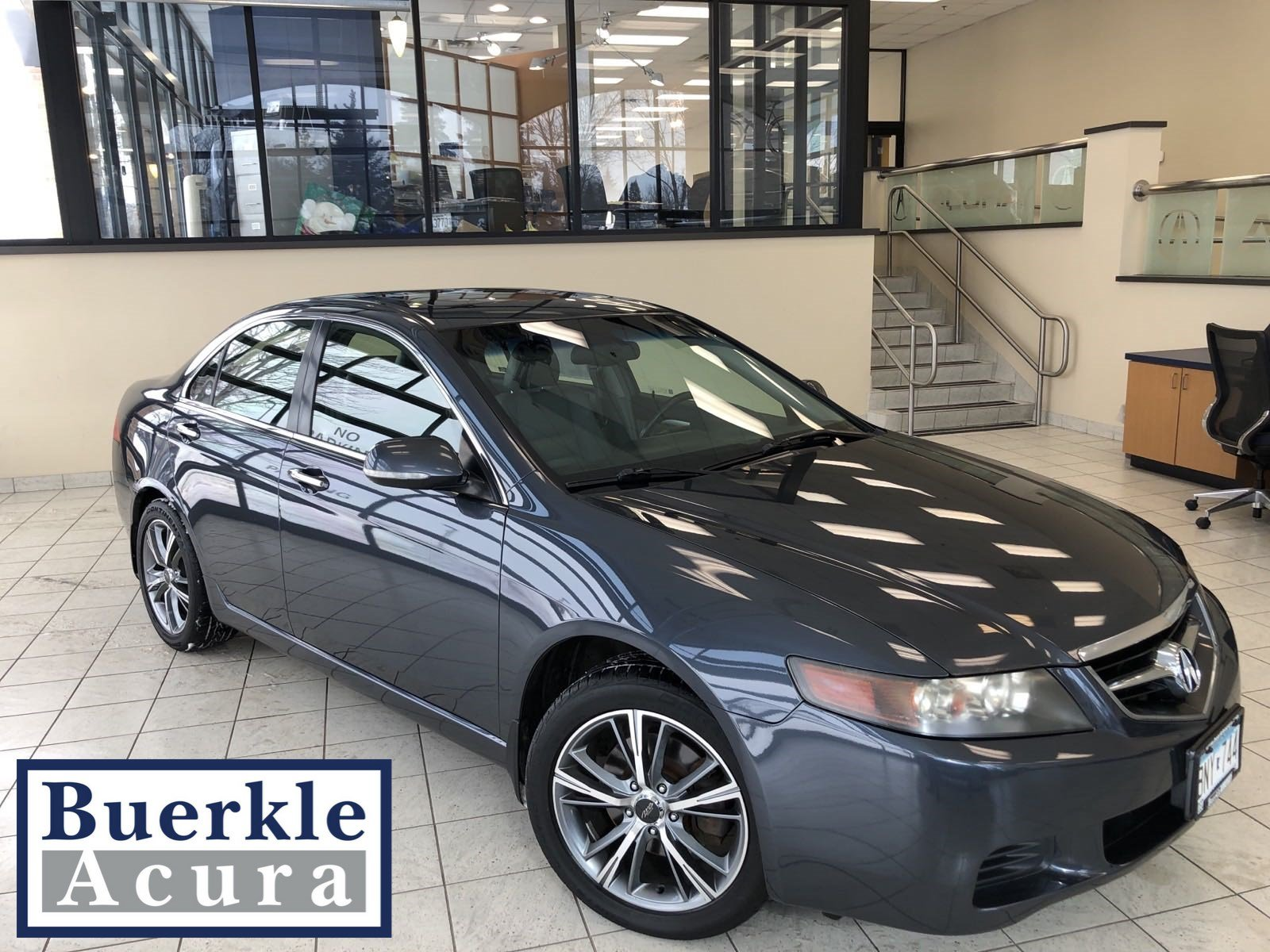 Pre-Owned 2005 Acura TSX NAVI