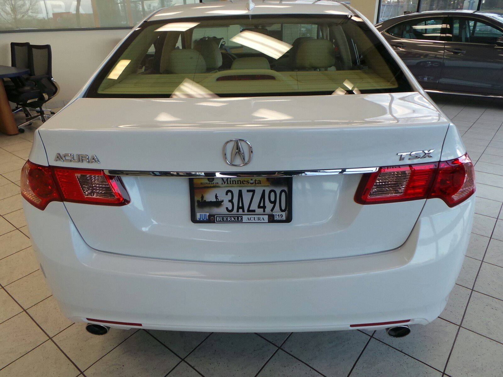 Certified Pre Owned 2014 Acura TSX 5 Speed Automatic 4dr Car