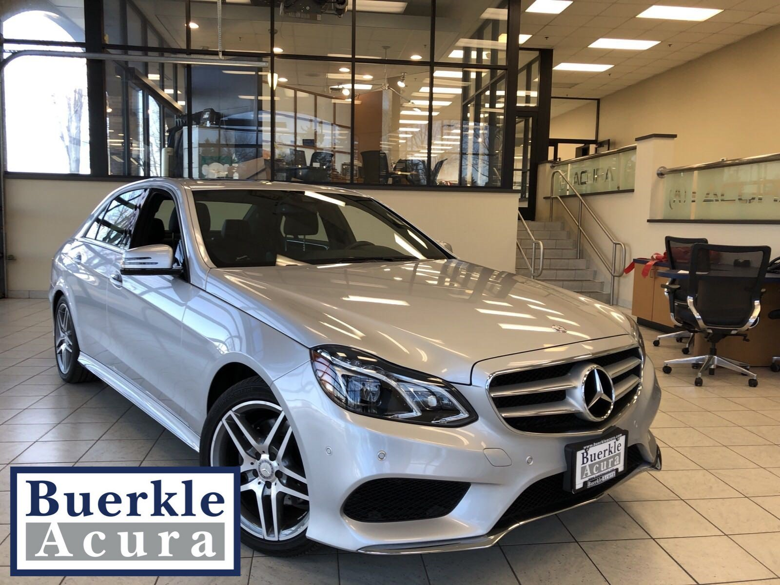 Pre-Owned 2016 Mercedes-Benz E-Class E 350 Sport 4MATIC®