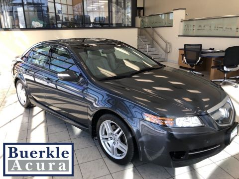 Pre-Owned 2007 Acura TL Navigation