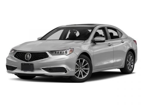 New 2018 Acura TLX with Technology Pkg