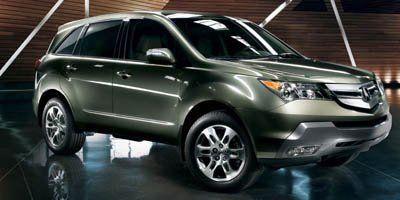 Pre-Owned 2007 Acura MDX BASE