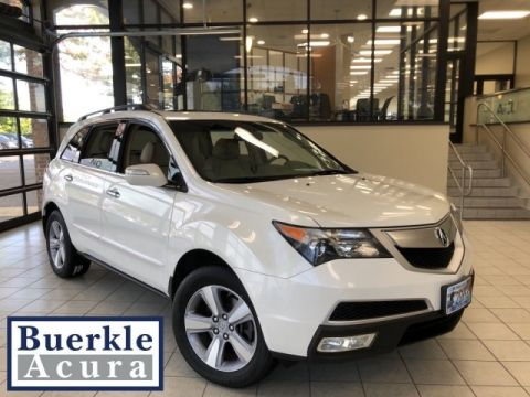 Pre-Owned 2012 Acura MDX AWD Tech Pkg