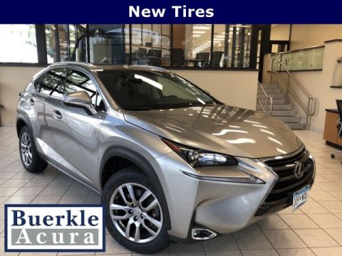 Pre-Owned 2016 Lexus NX 200t AWD